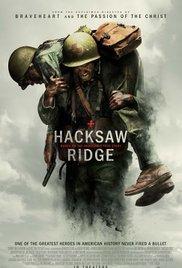 Locandina La Battaglia di Hacksaw Ridge