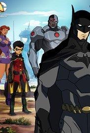 Locandina Justice League vs Teen Titans  Streaming