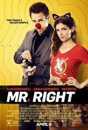 Locandina Mr. Right  Streaming