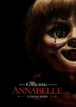 Locandina Annabelle