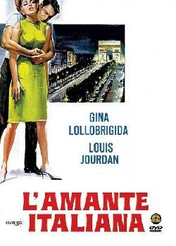 Locandina L'Amante Italiana