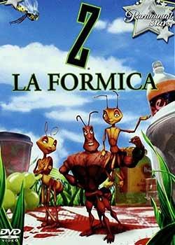 Locandina Z la Formica  Streaming