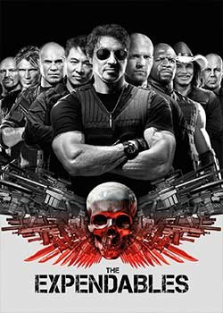 Locandina I Mercenari: The Expendables  Streaming