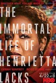 Locandina The Immortal Life of Henrietta Lacks