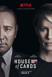Locandina House of Cards