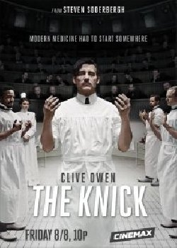 Locandina The Knick  Streaming Serie TV