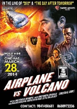 Locandina Airplane vs. Volcano