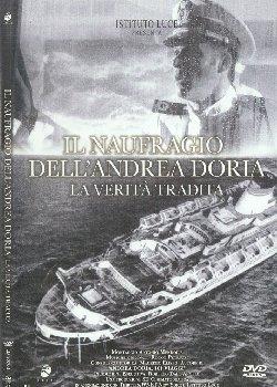 Locandina Il Naufragio dell'Andrea Doria