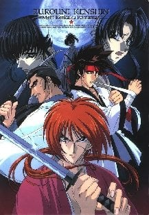 Locandina Rurouni Kenshin The Movie – Requiem Per Gli Ishin Shishi  Streaming