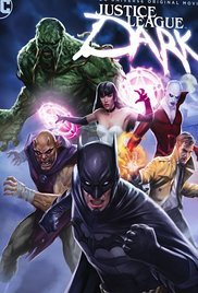 Locandina Justice League Dark