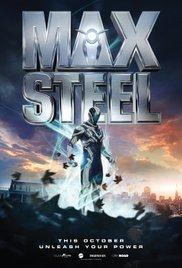 Locandina Max Steel