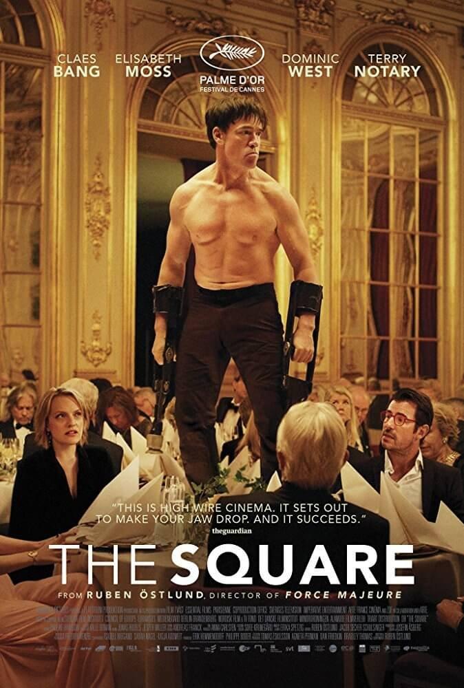 Locandina The Square