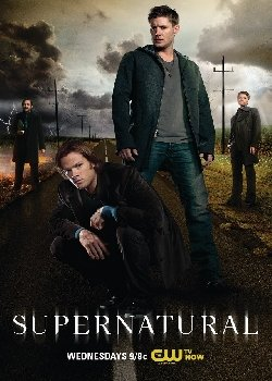 Locandina Supernatural  Streaming Serie TV