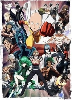 One-Punch Man (2015) HD 720p AVC/AAC .mp4 Jap Sub Ita [STREAMING]