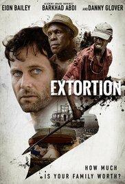 Locandina Extortion