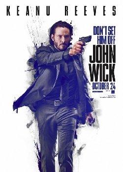 Locandina John Wick  Streaming