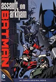 Locandina Batman Assault on Arkham  streaming