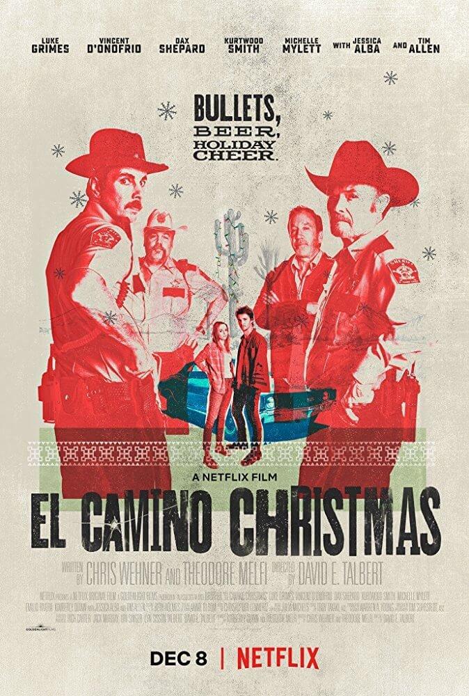 Locandina El Camino Christmas