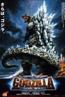Locandina Godzilla Final Wars  Streaming