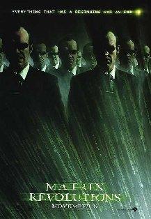 Locandina Matrix Revolutions  Streaming