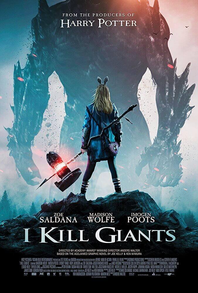 Locandina I Kill Giants