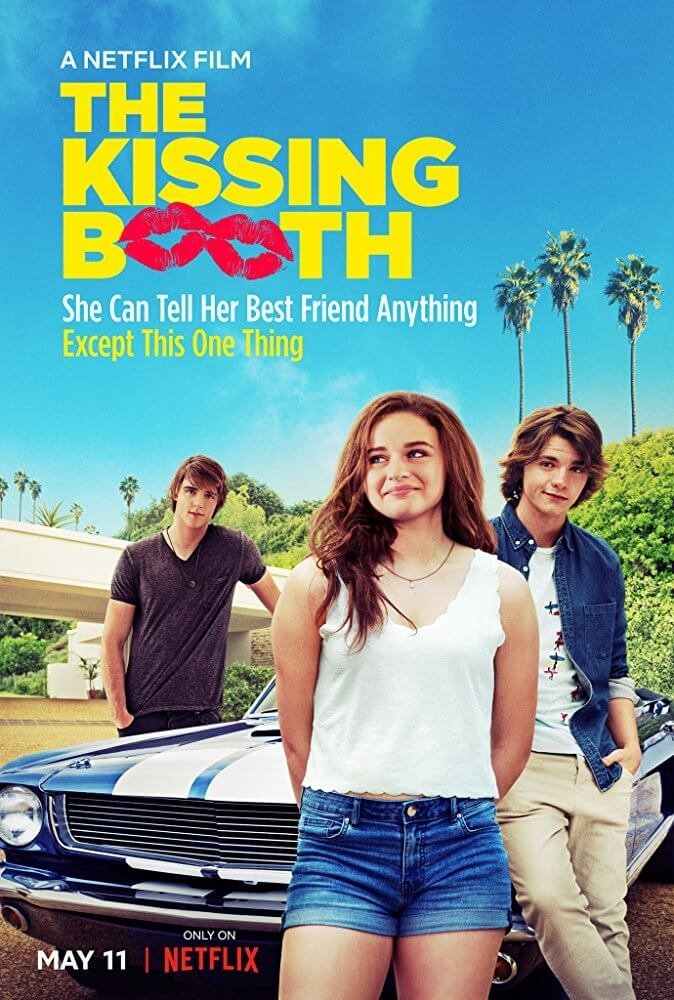 Locandina The Kissing Booth