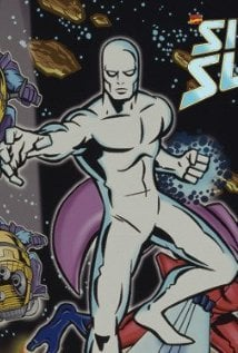 Locandina Silver surfer-serie animata  streaming