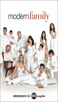 Locandina Modern Family  Streaming Serie TV