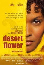 Locandina Fiore del deserto