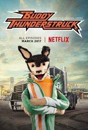 Locandina Buddy Thunderstruck