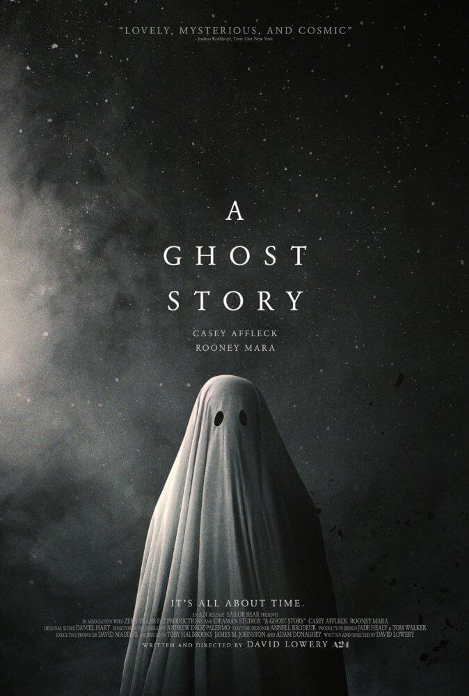 Locandina Storia di Un Fantasma