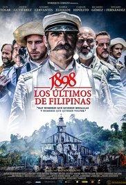 Locandina 1898. Los últimos de Filipinas