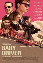 Locandina Baby Driver