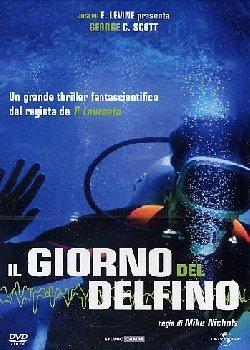 Locandina Il Giorno Del Delfino