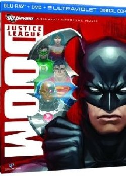 Locandina Justice League: Doom