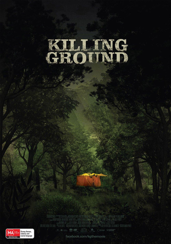 Locandina Killing Ground