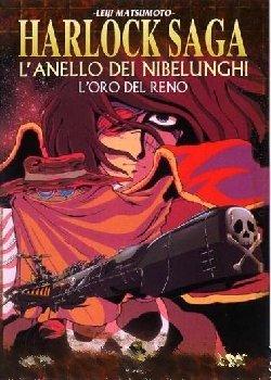 Locandina Harlock Saga – L'Anello dei Nibelunghi, l'Oro del Reno  Streaming