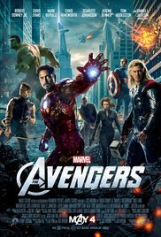 Locandina The Avengers