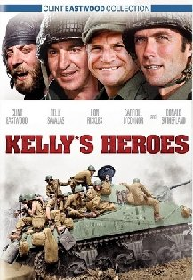 Locandina I Guerrieri – Kelly's Heroes  Streaming