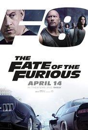 Locandina Fast and Furious 8