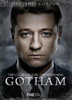Locandina Gotham Serie TV