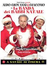 Locandina La banda dei Babbi Natale  Streaming
