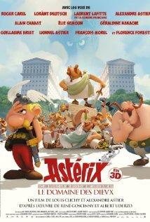 Locandina Asterix e il Regno degli Dei  Streaming