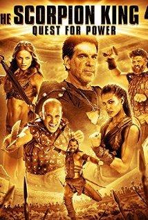 Locandina Il Re Scorpione 4 – La Conquista del Potere  Streaming