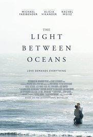 Locandina La Luce Sugli Oceani