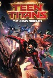 Locandina Teen Titans: The Judas Contract