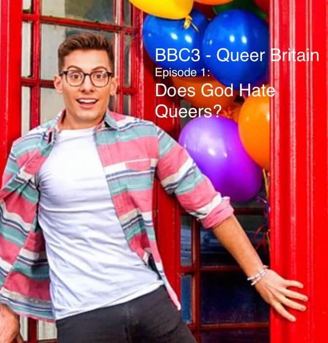 Locandina Queer Britain