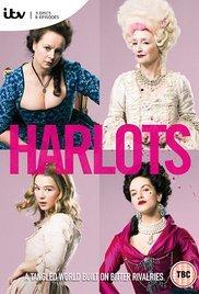 Locandina Harlots