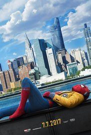 Locandina Spider-Man: Homecoming