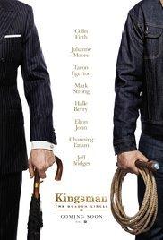 Locandina Kingsman: Il Cerchio D'oro
